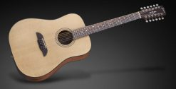 Framus FD 14 M - Natural Transparent Satin + EQ (12-String)