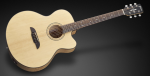 Framus FJ 14 SMV - Vintage Transparent Satin Natural Tinted + EQ