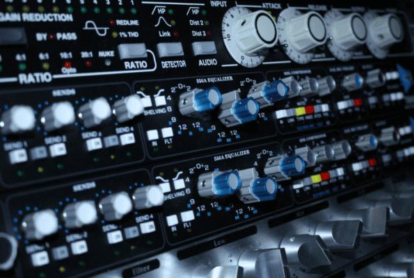 Pre-amps & Compressors
