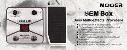 Mooer BEM Box Bass Guitar