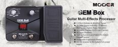 Mooer Gem Box Guitar Processor