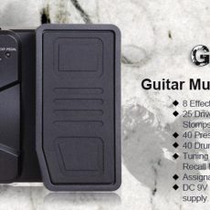Mooer GEM Box Guitar Multi FX Processor