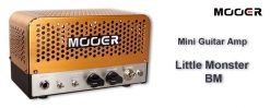 Mooer Little Monster BM Guitar Amp