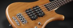 Warwick Rockbass Corvette $$ 4-String Bass passive, Honey