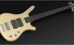 Warwick Rockbass Corvette $$ 4-String Bass passive, Natural