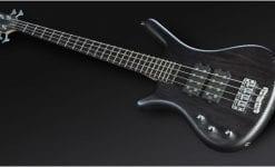 Warwick Rockbass Corvette $$ Left Handed 4-String passive, Nirvana Black