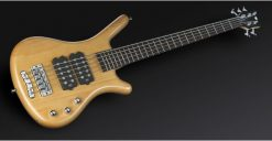 Warwick Rockbass Corvette $$ 5-String Bass passive, Honey
