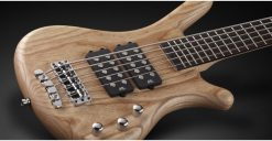 Warwick Rockbass Corvette $$ 5-String Bass passive, Natural
