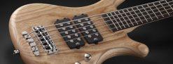 Warwick Rockbass Corvette $$ 5-String Bass passive, Natural