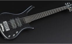 Warwick Rockbass Corvette $$ 5-String Bass passive, Nirvana Black
