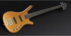 Warwick Rockbass Corvette Basic 4-String Bass active, Honey