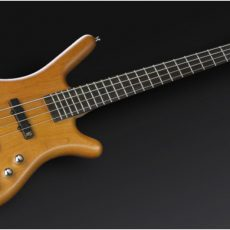 Warwick Rockbass Corvette Basic 4-String Bass active, Honey