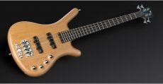 Warwick Rockbass Corvette Basic 4-String Bass passive, Short, Natural