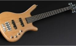 Warwick Rockbass Corvette Basic 4-String Bass passive, Short, Natural