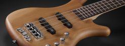 Warwick Rockbass Corvette Basic 4-String Bass passive, Natural