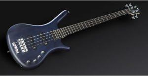 Warwick Rockbass Corvette Basic 4-String Bass active, Blue