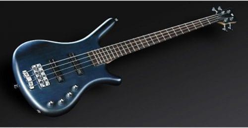 Warwick Rockbass Corvette Basic 4-String Bass passive, Blue