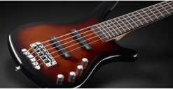 Warwick Rockbass Corvette Basic 5-String Bass passive, Almond Sunburst