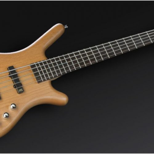 Warwick Rockbass Corvette Basic 5-String Bass, active, Natural