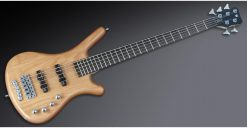 Warwick Rockbass Corvette Basic 5-String Bass passive, Natural