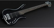 Warwick Rockbass Corvette Basic 5-String Bass active, Nirvana Black
