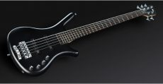 Warwick Rockbass Corvette Basic 5-String Bass passive, Nirvana Black
