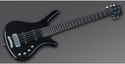 Warwick Rockbass Corvette Basic 5-String Bass passive, Black High Polish