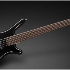 Warwick Rockbass Corvette Basic 5-String Bass passive, Medium, Black High Polish