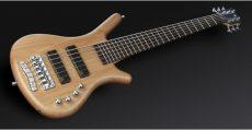 Warwick Rockbass Corvette Basic 6-String Bass active, Natural