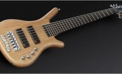 Warwick Rockbass Corvette Basic 6-String Bass active, Natural