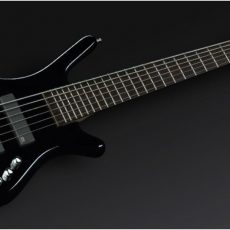 Warwick Rockbass Corvette Basic 6-String Bass active, Black High Polish