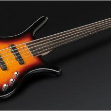 Warwick Rockbass Corvette Classic 5-String Bass active, Almond Sunburst