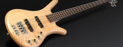 Warwick Rockbass Corvette Premium 4-String Bass active, Natural