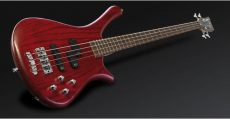 Warwick Rockbass Fortress 4-String Bass active, Red