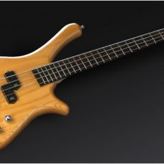 Warwick Rockbass Fortress 4-String Bass active, Honey