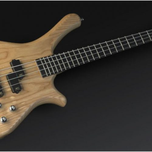 Warwick Rockbass Fortress 4-String Bass active, Natural