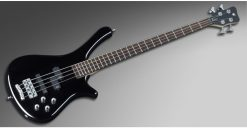 Warwick Rockbass Fortress 4-String Bass active, Black High Polish