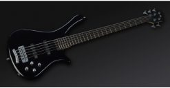 Warwick Rockbass Fortress 5-String Bass active, Black High Polish