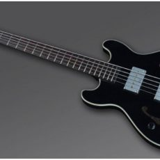Warwick Rockbass Starbass Left Handed 5-String Bass passive, Black High Polish