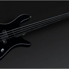 Warwick Rockbass Streamer LX 4-String Bass passive, Fretless, Black High Polish