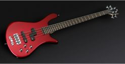 Warwick Rockbass Streamer LX 4-String Bass passive, Metallic Red