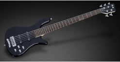 Warwick Rockbass Streamer LX 5-String Bass passive, Black High Polish