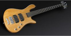 Warwick Rockbass Streamer Standard 4-String Bass passive, Honey