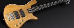 Warwick Rockbass Streamer Standard 4-String Bass passive, Honey