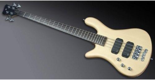 Warwick Rockbass Streamer standard Left Handed 4-String Bass passive, Natural