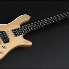 Warwick Rockbass Streamer Standard 4-String Bass passive, Natural