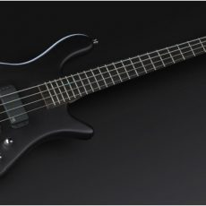 Warwick Rockbass Streamer Standard 4-String Bass passive, Nirvana Black