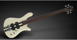 Warwick Rockbass Streamer Standard 4-String Bass passive, Racing White