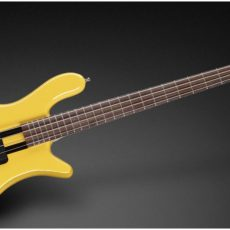 Warwick Rockbass Streamer Standard 4-String Bass passive, Racing Yellow