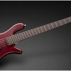 Warwick Rockbass Streamer Standard 5-String Bass passive, Red